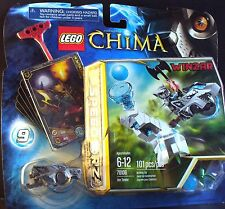 LEGO  Legend of Chima  Ice Tower [70106]  * NEW Sealed free shipping *