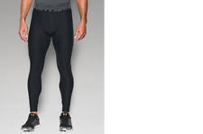 Under Armour Men's HeatGear HG 2.0 Compression Leggings New LARGE 1289577 001