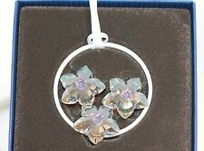 Swarovski Original Kristall Window Ornament Blumen Nr.1163957