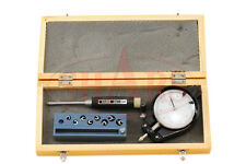 """.24""""-.4"""" DIAL INDICATOR BORE GAGE .0005"""" GAGES CASE NEW"""