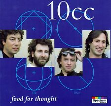 10CC : FOOD FOR THOUGHT / CD (SPECTRUM MUSIC 5500042)