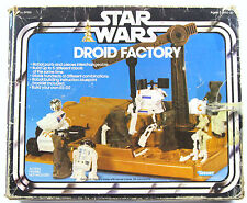 Star Wars Droid Factory Playset Vintage 1979 Kenner with Box