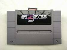 SD2SNES EverDrive (Nintendo SNES Region Free Cartridge w FREE SHELL and SD lot)