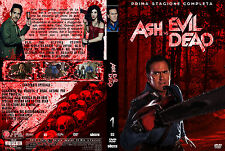 ASH VS EVIL DEAD STAGIONE 1 IN ITALIANO COFANETTO SERIE TV