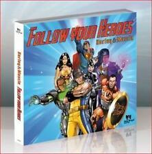 HARLEY & Muscle-follow your HEROES-CD NUOVO