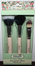 The Vintage Cosmetic Company Essential Face Brush Set Powder/Blusher/Foundation*