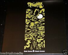 Belzebong: Sonic Scapes & Weedy Grooves LP Vinyl Record 2012 Emetic EME50.1 NEW
