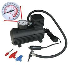 Mini Portable AUTO  Inflator Air Pump Compressor FOR Balls Tire 12V Car Plug New