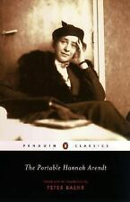 The Portable Hannah Arendt by Hannah Arendt (2003, Paperback)