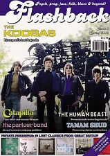 FLASHBACK ISSUE 8 SPRING 2016  KOOBAS GEORGE MARTIN INTERVIEW UK LOST CLASSICS**