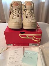 Nike Air Jordan Retro 2 X Just Don Beach GS Size 6.5 100% Authentic