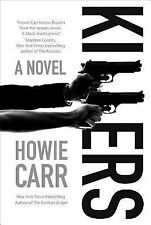 Howie Carr - Killers (2015) - New - Trade Cloth (Hardcover)