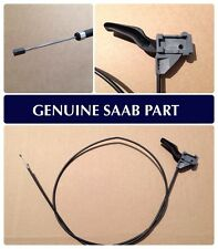 Genuine SAAB 9-3 BOWDEN CABLE/REAR BONNET CABLE 2003-2010 - 12786265