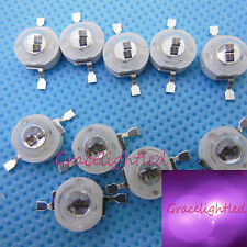 10pcs 3W 2chip Infrared IR 850NM High Power LED Emitter for night vision camera