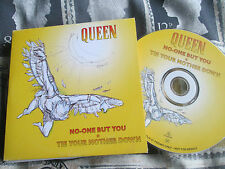 Queen No-One But You / Tie Your Mother Down ParlophoneCDQUEDJX27 Promo CD Single