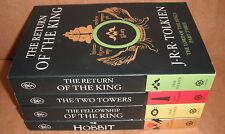 The Hobbit and the Lord of the Rings Collection Set by J. R. R. Tolkien NEW