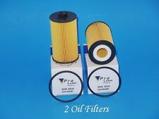 2 Engine Oil Filter MADE IN KOREA Fits :Suzuki Buick Chevrolet Pontiac Saturn