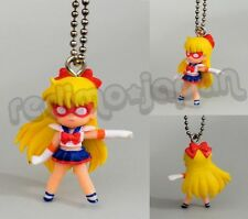 "SAILOR MOON SWING 2 ""Sailor V"" Anime-Manga Keychain Figur Anhänger BANDAI 2014"
