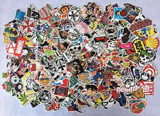 400 Sheets Random Vinyl Sticker Skate Graffiti Laptop Luggage Car Bomb Decal Lot