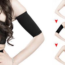 Hot Sale Ladies Black Slimming Arm Belt Band Control Shaper Calorie Massage