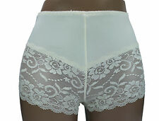 Ladies Sexy Lace Panties Short Pants Lingerie French Knicker Large Strech 8003-1