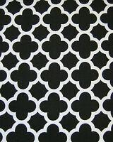 Canvas Fabric Lattice Medium Weight 100% Cotton 140cm Wide Sold Per M FREE P+P