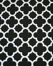 Canvas Fabric Lattice Medium Weight 100% Cotton 140cm Wide Sold Per Metre
