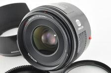 *Excellent* Minolta AF 35mm f/2 Lens w/ Hood for Sony Alpha from Japan #0645