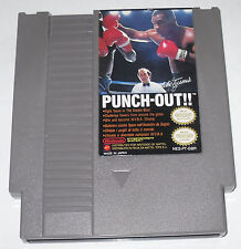PUNCH-OUT!! GIOCO  NINTENDO NES  PAL A