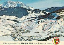 AK aus Maria Alm, Alpine Luftbild, Salzburg   (B17)