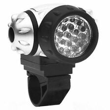 Ultra Bright 21 LED Waterproof Torch Head Light Lamp for Bicycle Bike Cycle New
