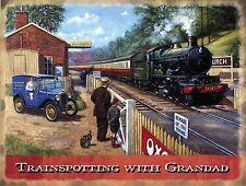 Trainspotting,Train À Vapeur,Chemin de fer Moteur 4082,Classique,M Métal/