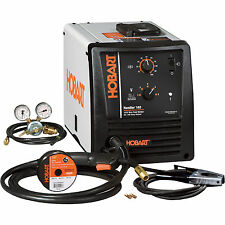 FREE SHIPPING - Hobart Handler 140 Wire-Feed MIG Welder - 115V Model# 500559