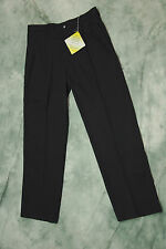 Women Black Nomex Canadian military pants New Sz 6338 for firefighter