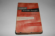 Roots of Scientific Thought First Edition Wiener Philip P. Aaron Noland