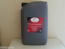 32 Hydraulic Multi Grade Oil 20Ltrs VG32 Meets DIN Specification 51524 Part III