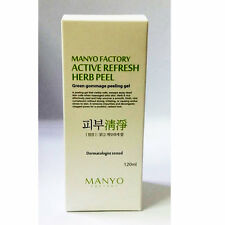 Manyo Factory Active Refresh Herb Peel Green Gommage Peeling Gel (120ml)