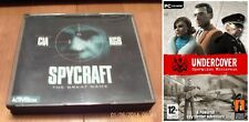 spycraft the great game & Undercover Operation Wintersun