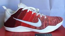 "NIKE KOBE XI ELITE 4KB ""RED HORSE"" 824463 606 - MEN'S SIZE 10"