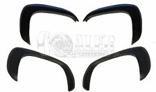 FENDER FLARES FOR 1999-2006 GMC SIERRA 1500 2500 3500 OE STYLE BLACK MATTE
