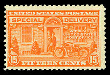 Scott E13 1925 15¢ Special Delivery Issue Mint Fine+ OG NH Cat $75
