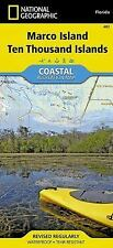 National Geographic Trails Illustrated FL Marco Island/Ten Thousand ISL Map 402