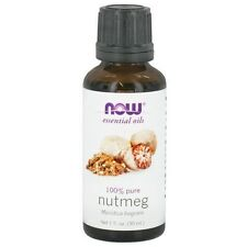 Nutmeg (100% Pure), 1 oz - NOW Foods Essential Oils