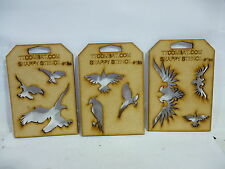Wargames Imperial Marine Space Birds of Prey Eagles Snappy Stencil #18a/b/c