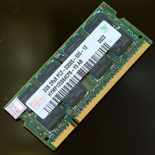 Hynix 2GB PC2-5300 DDR2 667 MHZ 2Rx8 Laptop 200pin Speicher 16chip SO-DIMM SDRAM