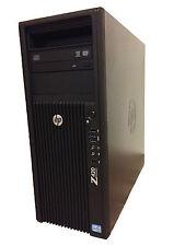 HP Z420 Workstation XeonE5-1620 3,6GHz NVIDIA Quadro 2000V2 32GB RAM 1TB HDD NEU