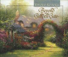 BEYOND THE GARDEN GATE by THOMAS KINKADE (BOOK OF POEMS & INSPIRING PICTURES) HC