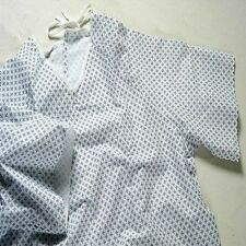 1 NEW HOSPITAL PATIENT GOWN MEDICAL EXAM COMMERCIAL GOWN FLAKE COMMERCIAL GRADE