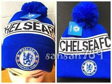 Chelsea Football Club Knitted Cotton Winter Cap Hat Souvenir Gift