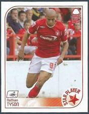 PANINI CHAMPIONSHIP 2009- #301-NOTTINGHAM FOREST-STAR PLAYER-NATHAN TYSON